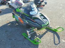 Salvage Arctic Cat ZL500